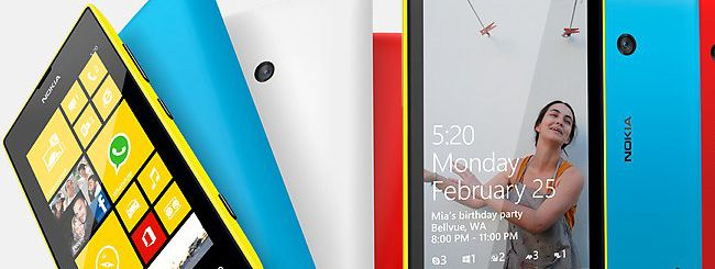 Windows Phone 8 cresce grazie al Nokia Lumia 520