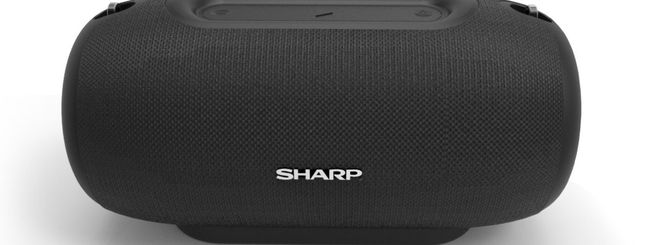 I nuovi speaker Bluetooth di Sharp
