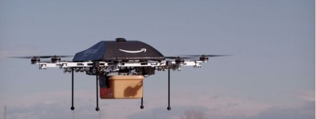 Amazon Prime Air: consegne rapide con i droni