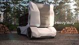 T-Log: il self-driving truck per il legname