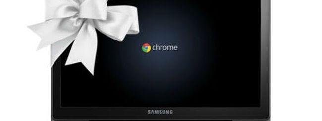 Chromebook aggiornati e scontati per Natale