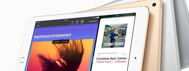 È iPad 2017 il salvatore di tutti i tablet Apple?