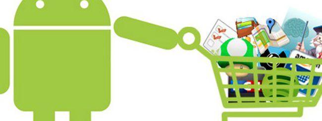 Android Market sorpassa App Store per numero di download