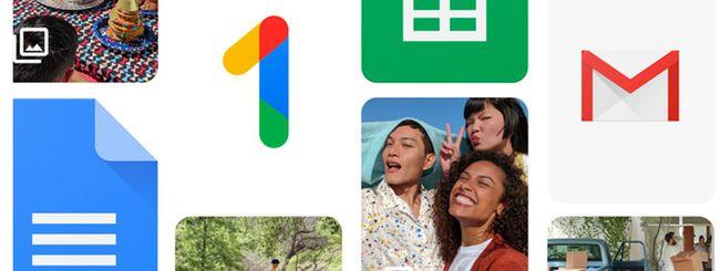 Google introdurrà la prova gratuita per Google One