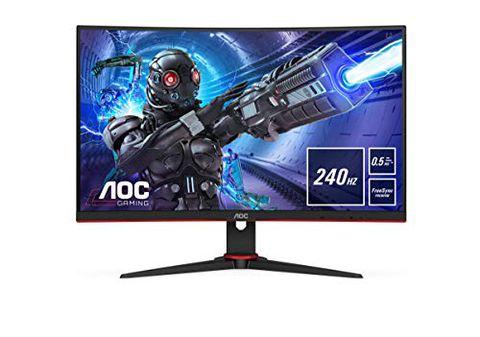 AOC Gaming C27G2ZE – Monitor curvo FHD da 27″