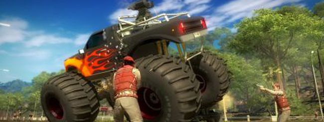 Just Cause 3 nel 2012?