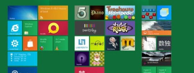 Windows 8: Synaptics mostra un touchpad per Metro