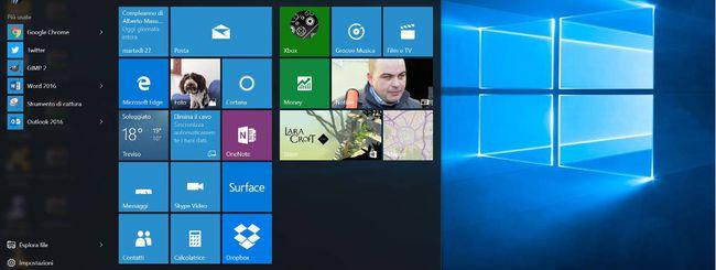 Windows 10: plasmato sul futuro