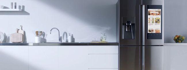 Samsung Family Hub, frigorifero contro lo spreco