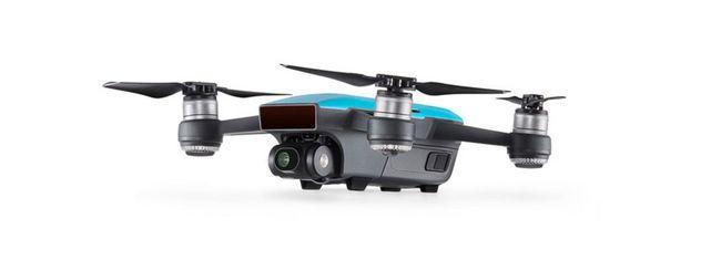 Alcuni droni DJI Spark precipitano