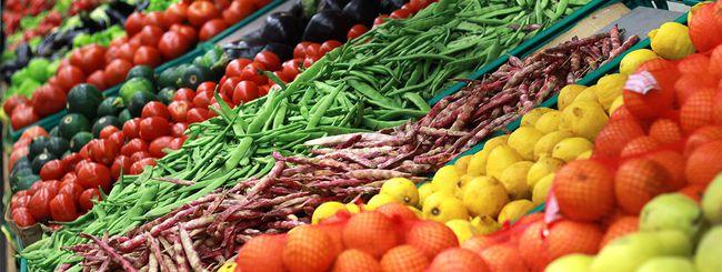 Amazon inizia a vendere frutta e verdura fresca