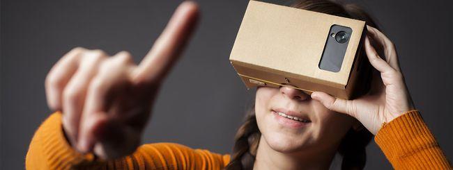 Google Cardboard, Street View e la realtà virtuale