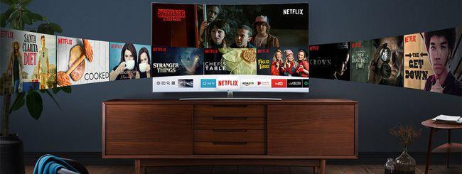 Samsung Q9F: i TV QLED arrivano in Italia