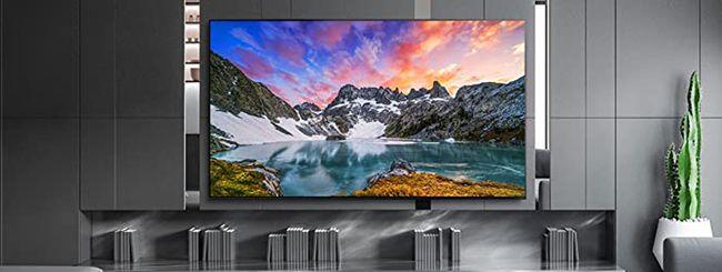 Le Smart TV LG in offerta per il Natale di Amazon
