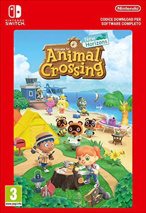 Animal Crossing: New Horizons Standard - Nintendo Switch (Codice download)