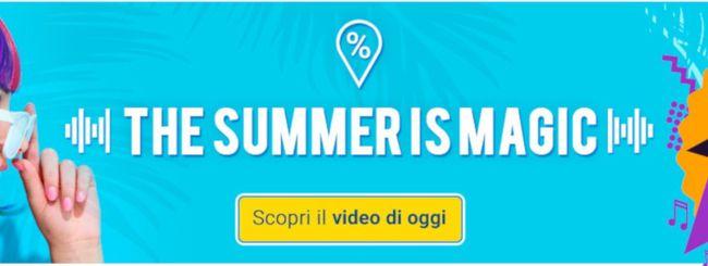 Monclick: promozione The Summer Is Magic