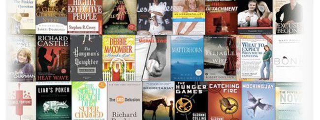 Su Kindle, Amazon presta gratis gli eBook
