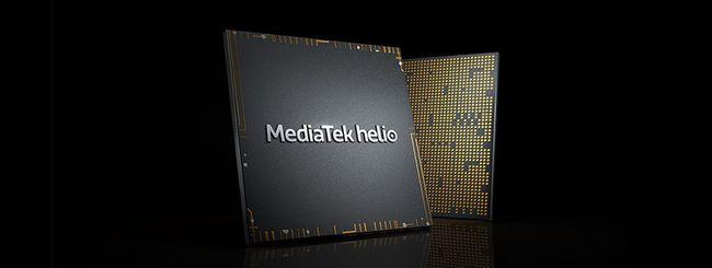 MediaTek Helio G80, nuovo processore per il gaming