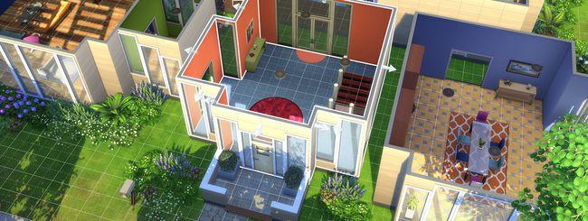 The Sims 4, il gioco e le espansioni col 75% di sconto