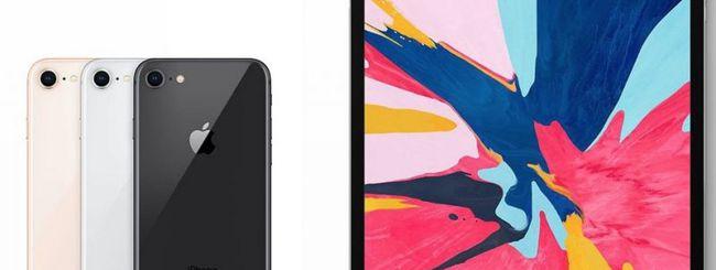 iPad Pro con fotocamera 3D e iPhone SE2: confermati a inizio 2020