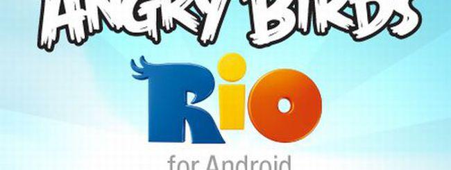Angry Birds Rio in esclusiva per Amazon