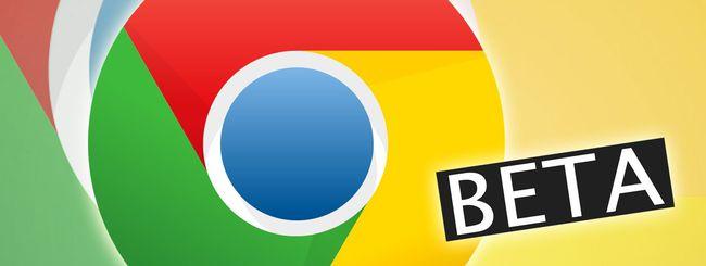 Chrome Beta per Android con supporto a Chromecast