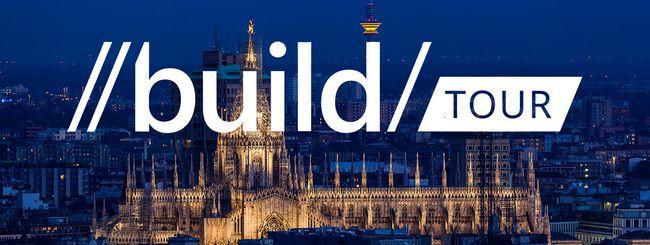 Microsoft annuncia il Build Tour 2017