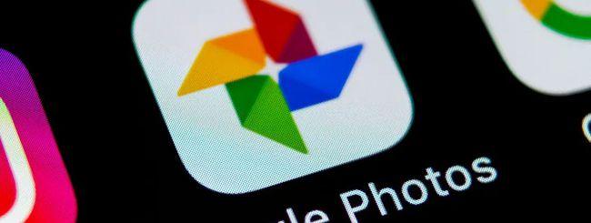 Google Foto: attivare il riconoscimento dei volti