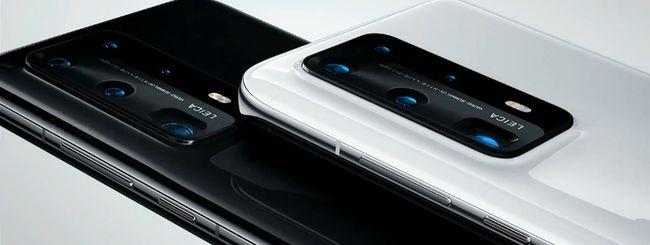 Huawei P40 Series, Kirin 990 5G e Ultra Vision Camera