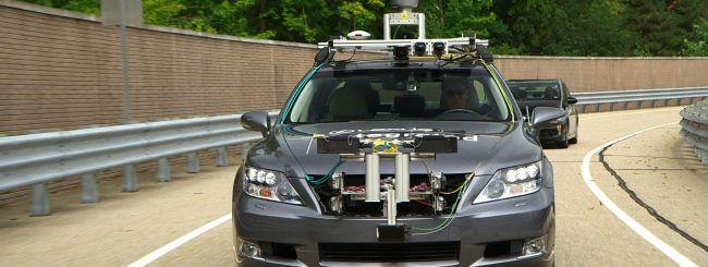 Toyota mostra un sistema di assistenza alla guida