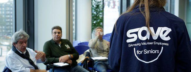 Samsung SAVE for Seniors, via alla seconda edizione