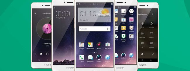 Oppo R7s disponibile in Europa a 349 euro