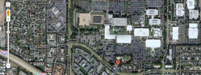 Apple acquista il vecchio campus HP a Cupertino