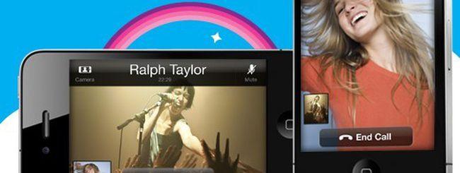 Skype, grave falla nella versione per iOS