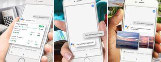 Assistente Google su iPhone