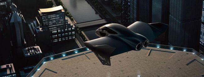 Boeing e Porsche per l'auto elettrica volante
