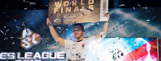 PES League, finali mondiali all'Emirates Stadium