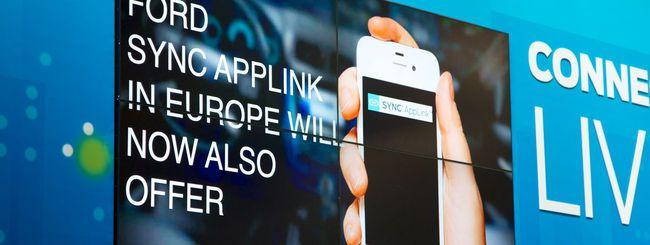 Ford annuncia nuove app per Sync AppLink