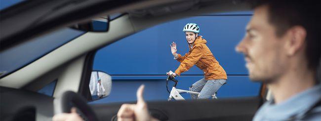 Ford: Share The Road, più armonia tra auto e bici