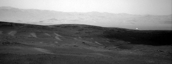 "NASA fotografa misteriosa ""luce"" su Marte"