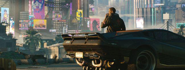 Cyberpunk 2077, i primi video di gameplay su console
