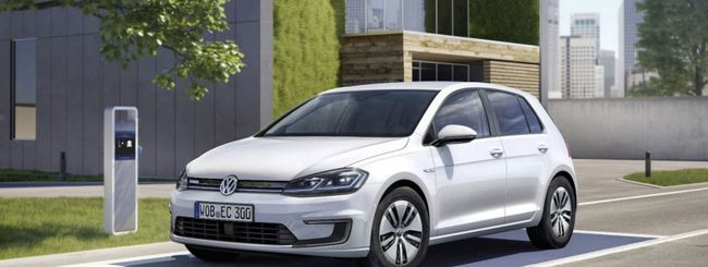 Volkswagen e-Golf, più potente e con più autonomia