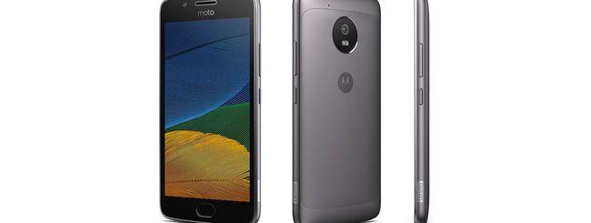 Moto G5 e G5 Plus, immagini e specifiche complete
