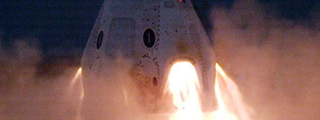 SpaceX, Crew Dragon: successo per test dei motori