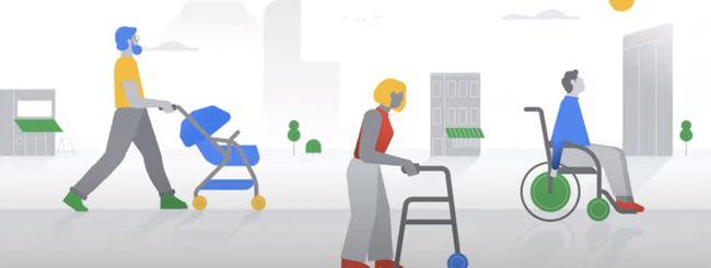 Google lancia i nuovi prodotti per l'accessibilità