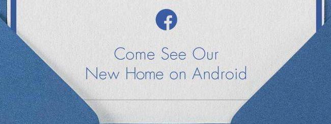 Facebook Phone, la diretta
