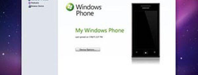Microsoft rilascia Windows Phone 7 Connector per Mac 1.1