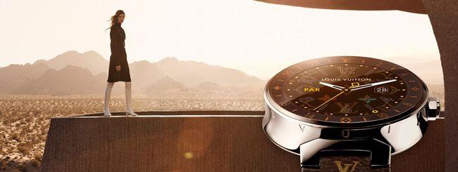 Tambour Horizon, lo smartwatch di Louis Vitton