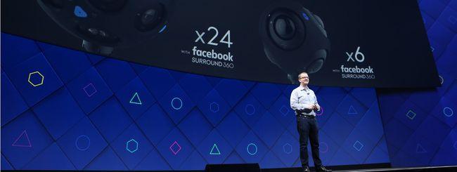 Facebook F8 2017: si scriverà con il cervello