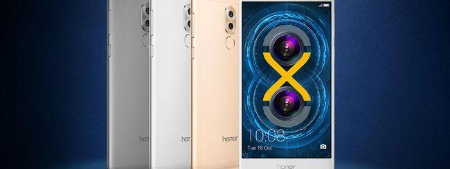 Honor 7X, specifiche e possibili prezzi